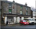 NY7146 : Tyne Café, the less touristy face of Alston by Andy Waddington