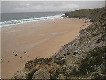 SW8465 : Westgate Beach by Philip Halling