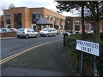 J3371 : Colby House, Stranmillis Court, Belfast by Kenneth  Allen