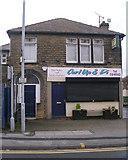 SE1537 : Curl Up & Di Hair Salon - Otley Road by Betty Longbottom
