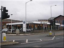 SE1537 : Allan Jefferies - Otley Road by Betty Longbottom