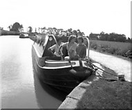 SP6989 : Canal south of Foxton Locks by Dr Neil Clifton