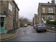 SE1039 : Johnson Street - Park Road by Betty Longbottom