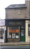 SE1039 : The Bingley Gallery - Park Road by Betty Longbottom
