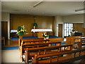 SD4363 : Holy Family Catholic Church, Interior by Alexander P Kapp