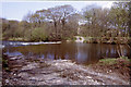 SD1397 : Ford on the River Esk by Peter Bond