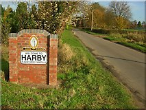 SK8770 : Welcome to Harby by Richard Croft