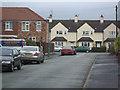 SJ5015 : View down Roseway by John Firth