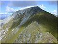 NN1666 : Sgùrr a' Mhaim and the Devil's Ridge by Nigel Brown