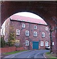 NZ4112 : Hauxwell's Mill by Gordon Hatton