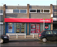 SE1734 : Ladbrokes - Otley Road by Betty Longbottom