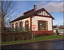 NS3882 : Winchhouse, Balloch by wfmillar