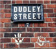 J3472 : Dudley Street, Belfast (2) by Albert Bridge