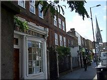 TQ3386 : Sisters' Place, Stoke Newington by ceridwen