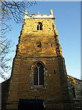 TA0816 : Church Tower, St. Andrew's, Wootton by David Wright