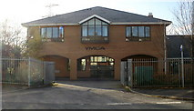 ST3186 : YMCA Conference Centre, Mendalgief Road, Newport by Jaggery