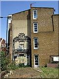 TQ3386 : Banksy in Stoke Newington by ceridwen