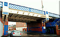 J3272 : Tate's Avenue bridge, Belfast (1) by Albert Bridge