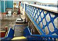 J3272 : Tate's Avenue bridge, Belfast (2) by Albert Bridge