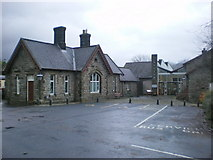 SD8789 : Former Hawes Railway Station by Alexander P Kapp