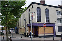 SJ9499 : The former Pitt & Nelson pub by Bill Boaden