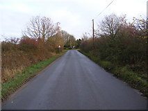 TG0524 : Reepham Road, Themelthorpe by Geographer
