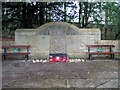 NZ2560 : Durham Light Infantry War Memorial, Saltwell Park by Andrew Curtis