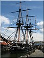 NZ5133 : H.M.S. Trincomalee: Hartlepool Maritime Experience by Gerald Massey