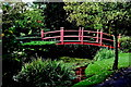 N7311 : Kildare - Japanese Gardens Bridge of Life by Joseph Mischyshyn