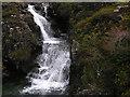 NG4122 : Waterfall on the Allt a' Choire Ghreadaidh by Nigel Brown