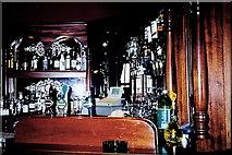 N1336 : Castledaly Manor - Bar on 1st floor by Joseph Mischyshyn