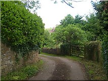 ST5464 : Kentshare Lane, Winford by Derek Harper