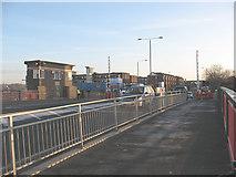 TQ3777 : Deptford Creek Bridge by Stephen Craven