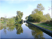 SK3028 : Trent and Mersey Canal north of Willington, Derbyshire by Roger  Kidd