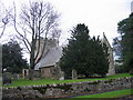 NU2415 : The Church of St Peter and St Paul in Longhoughton by Les Hull