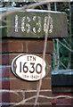 TG1804 : Bridge 1630 (sign) by Evelyn Simak