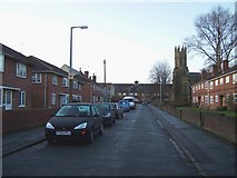 SO9596 : Tame Street, Bilston by Geoff Pick