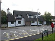ST2896 : The Crosskeys, Pontnewydd, Cwmbran by Jaggery