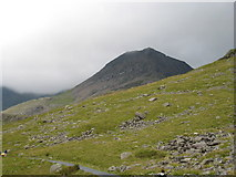 SH6454 : The Miners' Track - Snowdonia by Philip Barker
