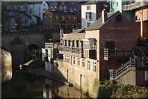 NZ2742 : Durham from New Elvet Bridge by Stephen McKay