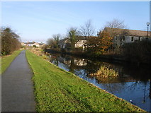 SD4861 : Lancaster Canal by Michael Graham