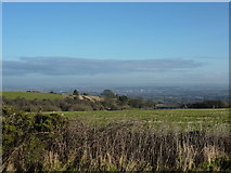SK3069 : From Syda Lane, towards Chesterfield by Peter Barr