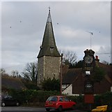TR1859 : The Church of St Mary the Virgin, Fordwich by N Chadwick