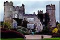 O2245 : Malahide Castle by Joseph Mischyshyn