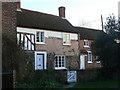 SK7445 : Manor Farmhouse, Flintham by Alan Murray-Rust