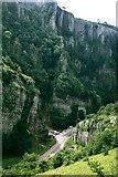ST4754 : Cheddar Gorge by Robin Webster