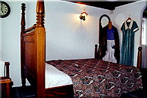 "M1455 : Cong -  ""Quiet Man""  cottage bedroom by Joseph Mischyshyn"
