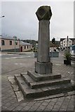 H6733 : Old Cross Monument, Old Cross Square, Monaghan by Brian Lenehan