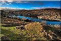 NR8668 : Tairbeart (Tarbert) by Steve Partridge