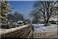 TQ5130 : Church Road / Chapel Green, Crowborough by Geoff Cooper
